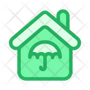 House Home Protection Icon