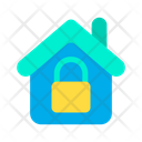 Home House Protection Icon