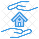 House Insureance Security Icon