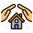 House Security Insureance Icon