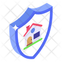 Home Security Home Protection Estate Protection Icon