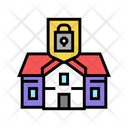 House Protection House Building Icon