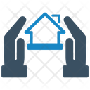 House Protection Insurance Protection Icon