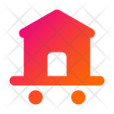 House Relocation Relocation Move House Icon