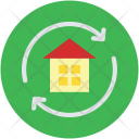 House Relocation Icon