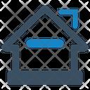 House Remove Delete Minimize Icon