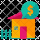 Real Estate Dollar Icon