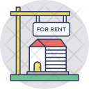 House Rent Relocation Icon