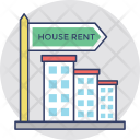 House Rent Icon