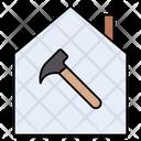 Repair House Building Icon