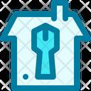 Repair House Maintenance Icon