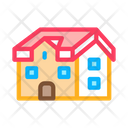 House Roof Type Icon