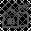 House Route House Address House Destination Icon