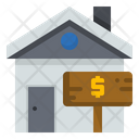 House Sale Agent Icon