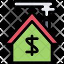 House Sale Repair Icon