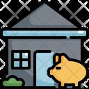 House Saving Icon