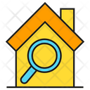 House Search Property Search Real Estate Icon