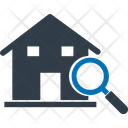 House Selection Real Estate Search Relocation Icon