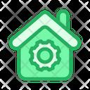 House Settings Icon
