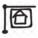 House Board Banner Icon