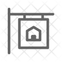 House Signboard Icon