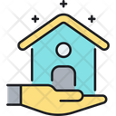 House Sitting Icon
