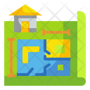 House Sketch Icon