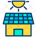 Ecology House Home Icon
