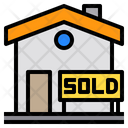 Rent House Building Icon