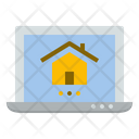 House Agent Online Icon
