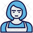 House Wife Woman Avatar Icon