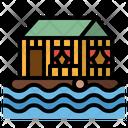 Houseboats Icon