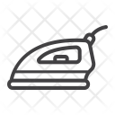 Household Electric Iron Icon