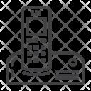 Household Wireless Telephone Icon