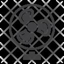 Household Table Fan Icon