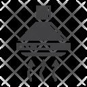 Household Extractor Hood Icon