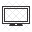 Tv Television Monitor Icon