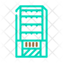 Household Compost Household Composter Icon