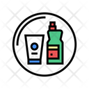 Household Chemicals Department Icon