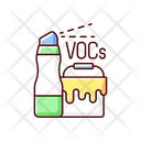 Household Products Pollution Icon