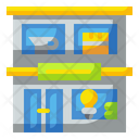 Household Store Shop Decoration Icon