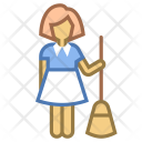 Housekeeper Icon