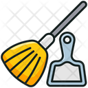 Housekeeping Domestic Work Household Cleaning Icon