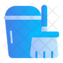 Housekeeping Cleaning Home Icon