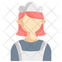 Housekeeping Janitor Housekeeper Icon