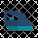 Electronic Housework Laundry Icon