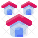 Housing Buke House Icon