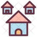Housing House Building Icon