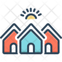 Housing Homes Residences Icon