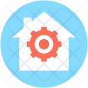 Housing Business Home Icon